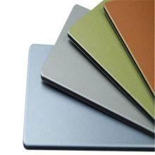 Декоративные внутренние оптовые алюминиевые листы облицовки
