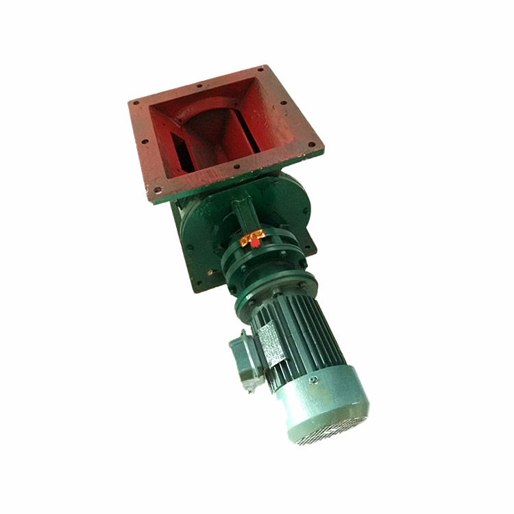 Star Type Ash Relief Valve