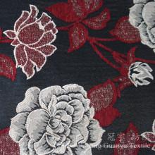 Polster Jacquard Chenille Snow Fabric für Sofabezüge