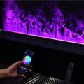 Chimenea de atomización 3D