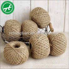 6mm twisted jute rope jute twine for home decoration