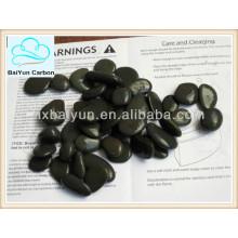 Material de filtro de cascalho refinado para tratamento de água