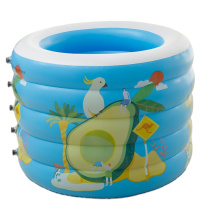 SUNGOOLE Family Pool Swimming Summer Paddling Pools, Center Lounge swimming pool ground,pools for kids Water Play Fun