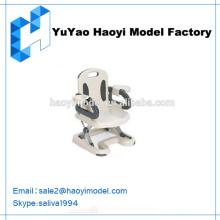 Importação de cadeira de plástico da China plástica dobrável cadeira protótipo de mofo fazendo fábrica