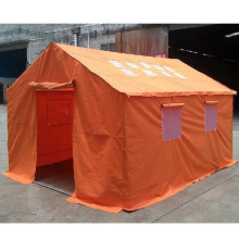 Открытый Дом, Много Людей, Большие Инженерные Windproff Ликвидации Последствий Стихийных Бедствий Палатки