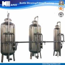 Sistema de tratamiento de agua mineral personalizado de buen rendimiento.
