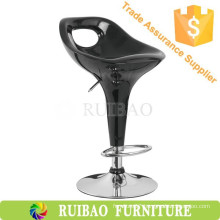 RBS-6007 Home Bar Furniture Chair ABS Plastic Barstool Barber Stool