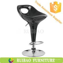 RBS-6007 Home Bar Furniture Chair ABS Plastic Barstool Barber Stool