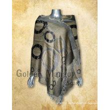 Bufanda viscosa de moda del pashmina