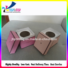 Customized High Quality Candle Gift Box with Paper Tray