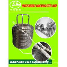 Saip Wire, Chq Wier, fil d'acier à la recuit de sphéroïdisation