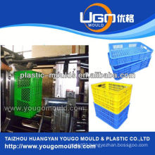 plastic oblong food storage box mould plastic container injection mould