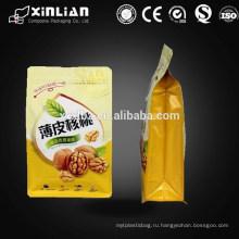 Мешок для упаковки продуктов питания с четырьмя порциями, пластиковый пакет для покупок