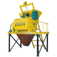 Double-Shaft Concrete Mixer (JS500)
