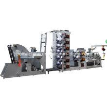 Machine d'impression d'étiquettes Flexo logistique