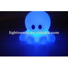 novedad juguetes de noche de felpa animales de luz