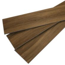 Commercial Deep Wood Embossed Fireproof Spc Flooring