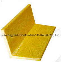 Angle égal de fibre de verre, GRP, profils de Pultruded de FRP, angles de fibre de verre.