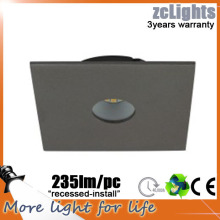 Square Hot Sale IP44 LED Kitchen Under Cabinet Light