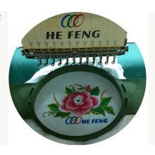 Футболка Single Head Embroidery machine, самая низкая вышивальная машина потребляемая мощность