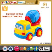Nuevo mezclador plástico del juguete del juguete de los fabricantes del carro del juguete