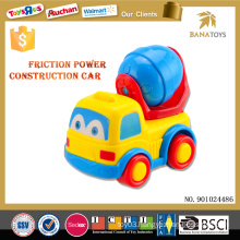 New toy truck manufacturers cartoon plastic toy cement mixer