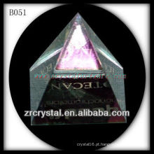 Pirâmide de Cristal K9