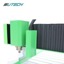 Foam Wood Acrylic Working Cnc Machine With CCD
