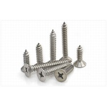 Carbon steel self drilling tapping screws