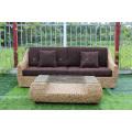2017 Europe Design Wasser Hyazinthen Sofa Set für Indoor Wicker Möbel