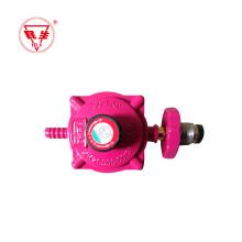 Gas bottle regulator for 15kg lpg gas cylinder