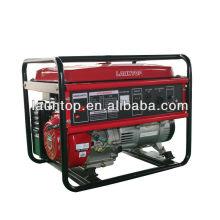 5.0kw Launtop LPG Generator mit luftgekühltem 4-Takt Motor