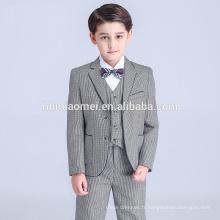 Wester de style coréen porter robe de garçon de mariage pour bébé garçon