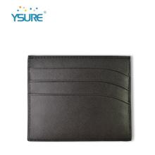 Кожаный держатель кредитной карты передних карманов Ysure