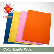 Moisture Proof Uncoated Origin Manila Paper