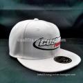 top quality adult unisex gender white snapback cap