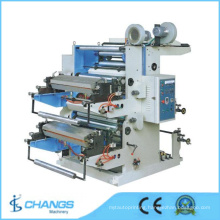 Yt-21200 Two Color Flexography Printing Machine