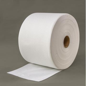 Toalhetes secos descartáveis não tecidos de Spunlaced para limpar