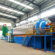 Best price of scrape tire plastic pyrolysis machine with 20T capcity per day