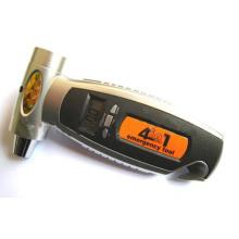 Medidor de presión de neumáticos digital