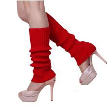 Women′s Classic Acrylic Leg Warmers (TA310)