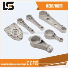 China Hangzhou manufacturing custom CNC machining electric scooter parts