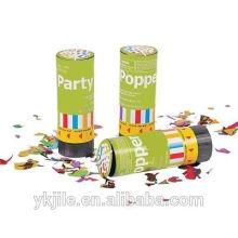 Ручной Весенний вечеринку Поппер конфетти одноразовые