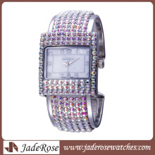Fashion and Bracelet Alloy Wrist Watch for Lady