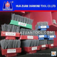 Diamond Polishing Brush