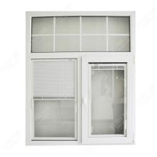 fenêtres de profil en fibre de verre / fenêtre de profil en pvc / fenêtres en pvc de guangzhou