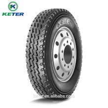 Keter marca el nuevo neumático radial chino del camión y del autobús 385 / 65R22.5
