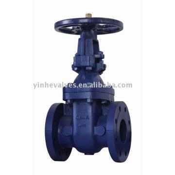 rising stem gate valve