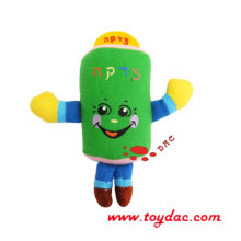 Plüsch Eiscreme Spielzeug