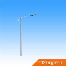 Manufacturer Q235 9m High Steel Street Lighting Pole